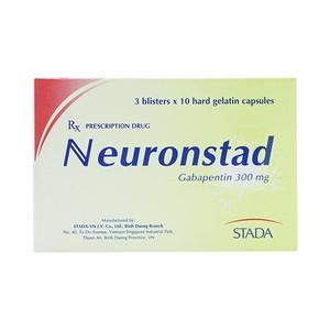 Neuronstad Stada 3X10 (Hộp 3 Vỉ x 10 Viên)