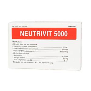 Neutrivit 5000 (Hộp 4 Cặp)