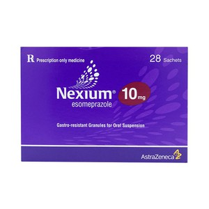 Nexium 10 (Hộp 28 GÓI X 10 MGRAM)