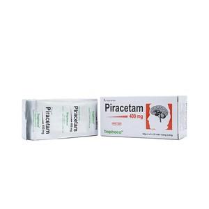 Piracetam 400Mg (Hộp 6 Vỉ x 10 Viên)
