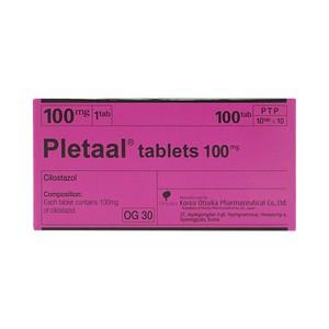 Pletaal 100Mg (Hộp 10 Vỉ x 10 Viên)