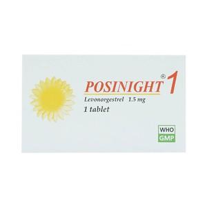 Posinight 1 Agimex 1V (Hộp 1 vỉ x 1 viên)