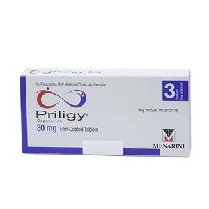 Priligy 30Mg (Hộp 1 Vỉ x 3 Viên)