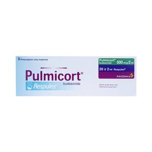 Pulmicort Respules (Hộp 20 ống)