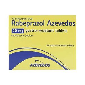 Rabeprazol 20Mg Azevedos 8X7 (Hộp 8 Vỉ x 7 Viên)