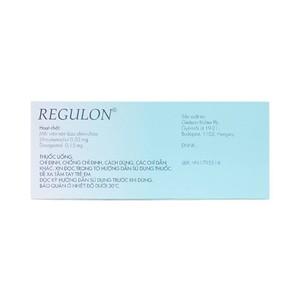 Regulon (Hộp 1 Vỉ x 21 Viên)