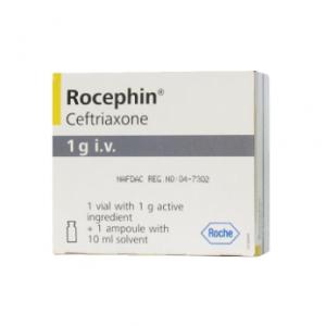 Rocephin 1G