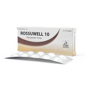 Rossuwell 10 (Hộp 3 Vỉ x 10 Viên)