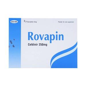 Rovapin Phil (Hộp 10 gói)