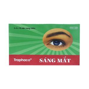 Sáng Mắt Traphaco (Hộp 3 Vỉ x 10 Viên)