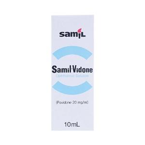 Samil-Vidone Samil 10Ml (Hộp 1 lọ 10ml)