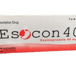 Esocon 40 (Hộp 7 Vỉ x 4 Viên)