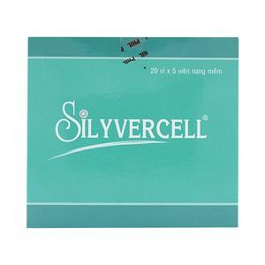 Silyvercell 20X5 (Hộp 20 Vỉ x 5 Viên)