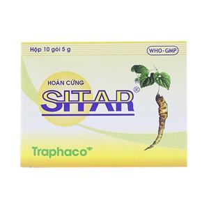 Sitar 10 Gói (Hộp 10 gói x 5 g)