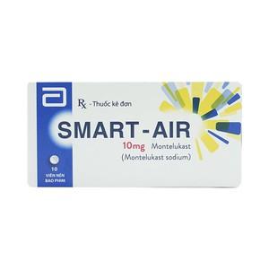 Smart Air 10 1X10 (Hộp 1 Vỉ x 10 Viên)
