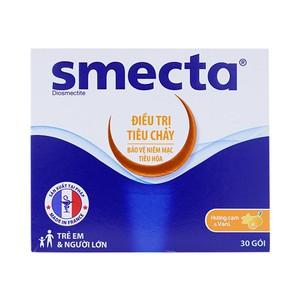 Smecta (Hộp 30 gói x 3 g)
