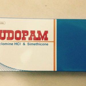 Sudopam (Hộp 2 Vỉ x 10 Viên)