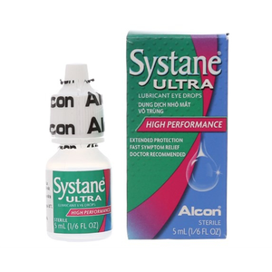 Systane Ultra Alcon 5Ml (Hộp 1 lọ 5ml)