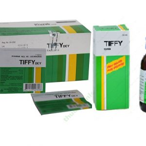Thuốc Cảm Cúm Tiffy