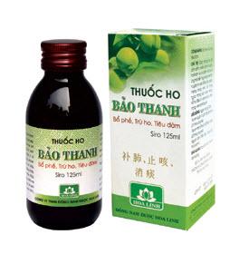 Thuốc Ho Bảo Thanh 125Ml