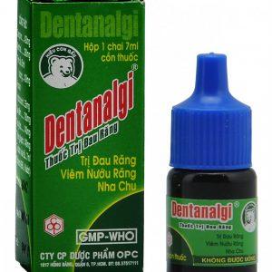 Thuốc Trị Đau Răng Dentanalgi 7Ml Opc