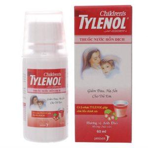 Tylenol (Chai 60ml)