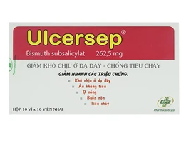 Ulcersep 262.5Mg Opv