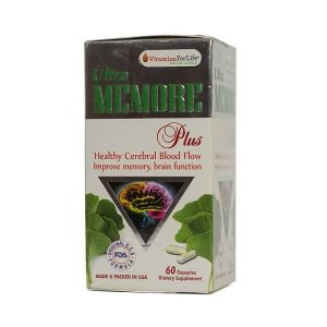Ultra Memore Plus Vitamins For Life 60V (Hộp)