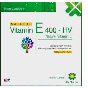 Vitamin E 400 Hv