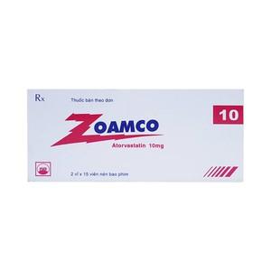 Zoamco 10Mg (Hộp 2 vỉ x 15 viên)