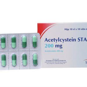 Acetyl 200mg Nang Stada