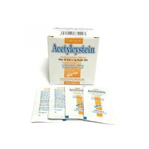 Acetylcystein 200mg Gói CL