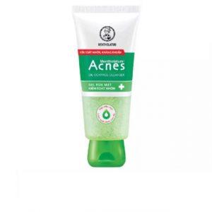Acnes Oil control rửa mặt kiểm soát nhờn tube 100g Rohto (Tuýp 100g)