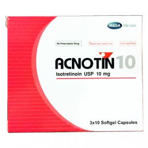 Acnotin 10Mg
