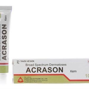 Acrason Bôi 10g HQ (Tuýp 10g)