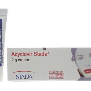 Acyclovir Stada® Cream 2G