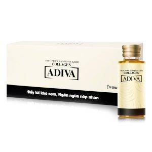 Adiva - Thực Phẩm Chức Năng Bổ Sung Collagen (Hộp)
