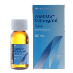 Aerius 0.5Mg/ml (Chai)
