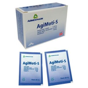 AgiMoti S Agimexpharm (Hộp 10 gói)