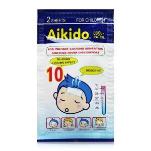 Aikido Dán hạ sốt