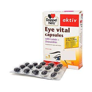 Aktiv Eye Vital - Viên Uống Tăng Cường Thị Giác (Hộp)