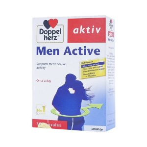 Aktiv Men Active - Tăng Cường Sinh Lực Nam Giới (Hộp)