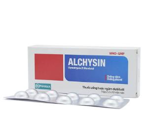 Alchysin 2X10 Bvpharma