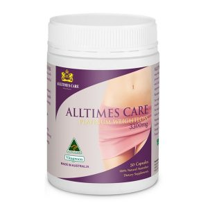Alltimes Care Platinum Weightloss 3300Mg 50V (Hộp)