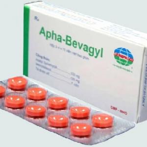Alpha Bevagyl Nén Z120 (Hộp)