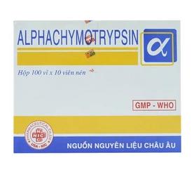 Alphachymotrysin 2100 Usp 100X10 Usa - Nic Pharma