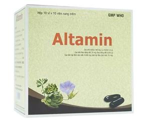 Altamin 10X10 Bidiphar