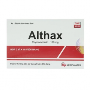 Althax 160Mg (3 Vỉ x 10 Viên)