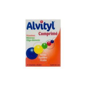 Alvityl 40V Urgo