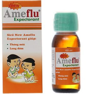 Ameflu Expectorant 60Ml